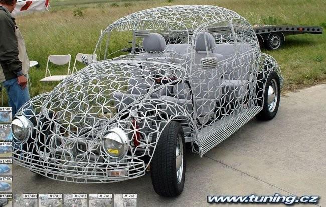 Herbie light - foto povečava