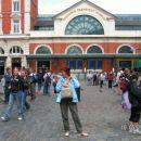 Convent Garden s transportnim muzejem