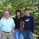 Žerjaviči Pepi, Sonja in Simon