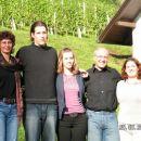 Četrta generacija: Sonja, Tibor,Eva,Dragan,Barbara