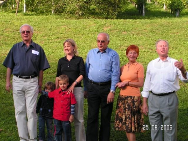 Mešančki : ata Šober, Draganova žena Karin (kaj otroci niso Draganovi?), Zlatko, Nada in G