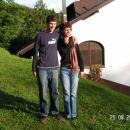 Sonja s sinom Simonom