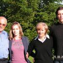 Babiči: Zlatko, Eva, Darinka in Tibor
