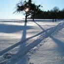 Zima na Žavcarju