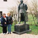 KUMROVEC-TITO originalen kip leta 2001 foto: SP