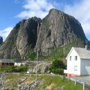 Skandinavija do Nordkappa - julij 2005