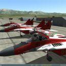 nasz szwadron apasq w bazie lotniczej