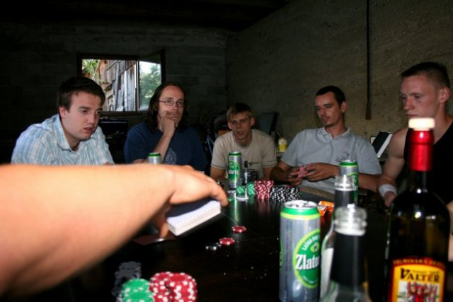 Mrakos Poker challenge 23.6.2007 - foto
