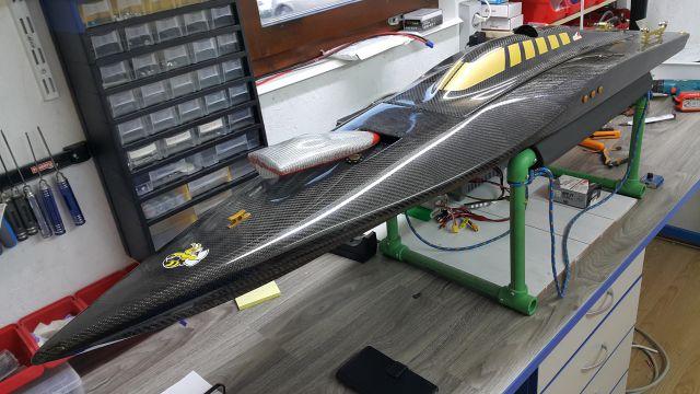 Raptor 55 - foto