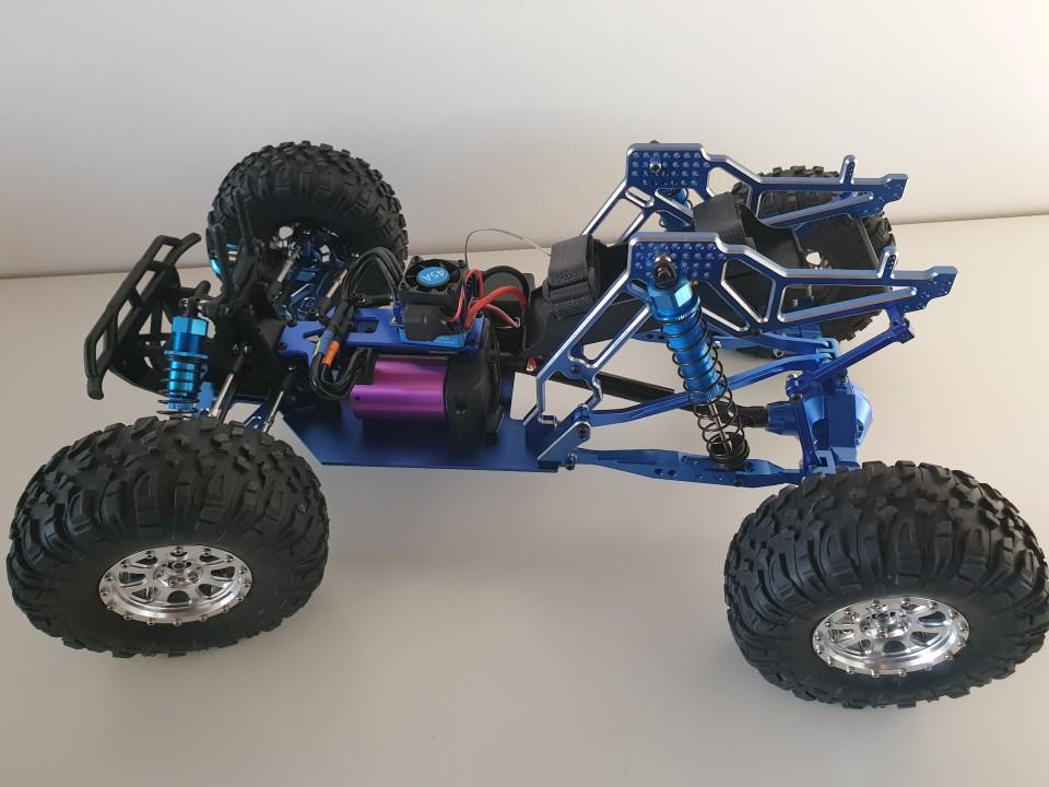 VRX racing - foto povečava