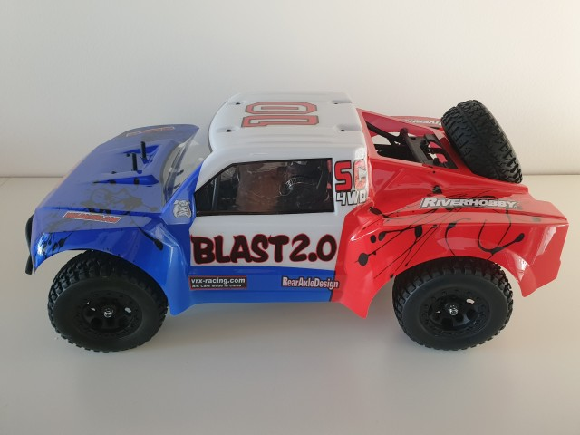 VRX racing - foto