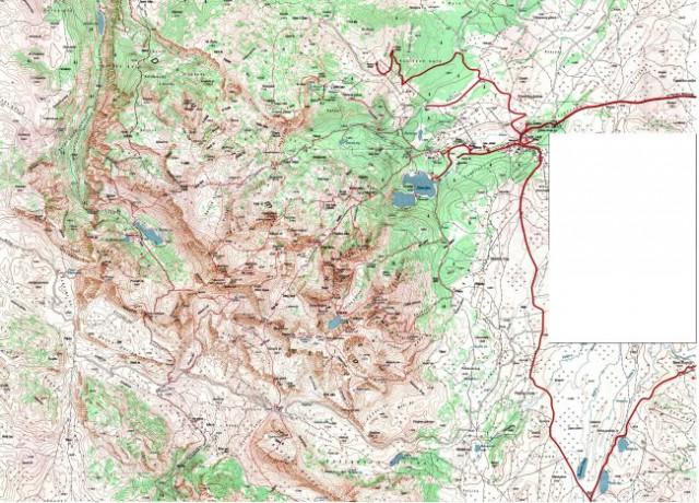 Karte - foto
