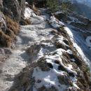 Rjavčki vrh, zima ...