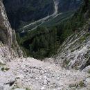 Vrh Črnega Hribra, prej obratno... izgleda hudo a če vdanete pravilno...