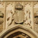 Motiv na cerkvi