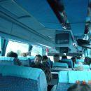 začetek v busu
