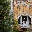Art nouveau: Maison Cauchie
