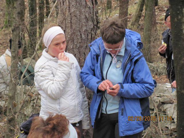 28.02.2010   Pohod po poti dr. Sonje Mašera - foto