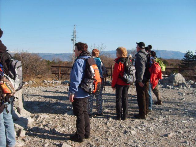 Doberdob – Debela griža 15.01.2012 - foto