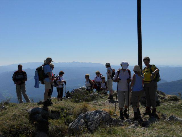 Mrzli vrh 9.9.2012 - foto
