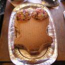 Jagodno - borovničeva svečana torta