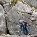 Plezališče Strug - Idrijska Bela
