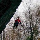 Plezališče - Lutne skale