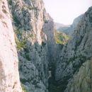 kanjon Paklenice