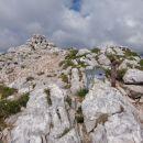 vrh Kalške gore