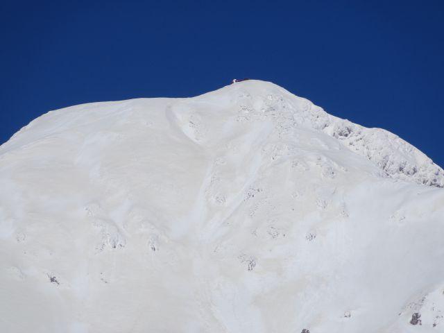 Bašeljski vrh, 09.03.2014 - foto