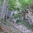 naravni most pod Skokom