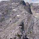 pogled na vrh Hribaric