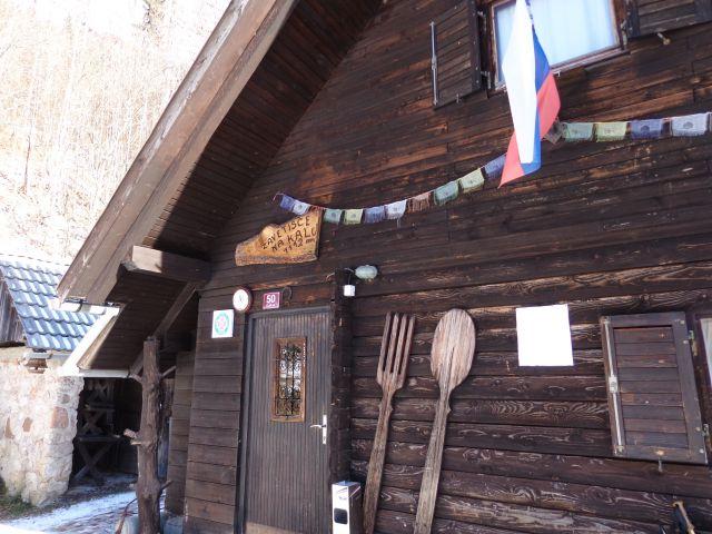 Dovžanova soteska, Kofce, 16.01.2016 - foto