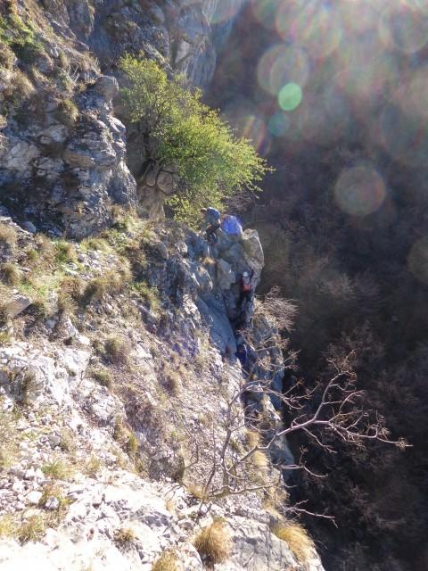 Glinščica, Comicijev greben, 30.12.2016 - foto