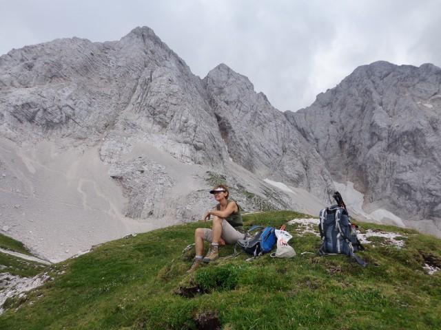 Ledine - Jezersko sedlo, 23.07.2017 - foto
