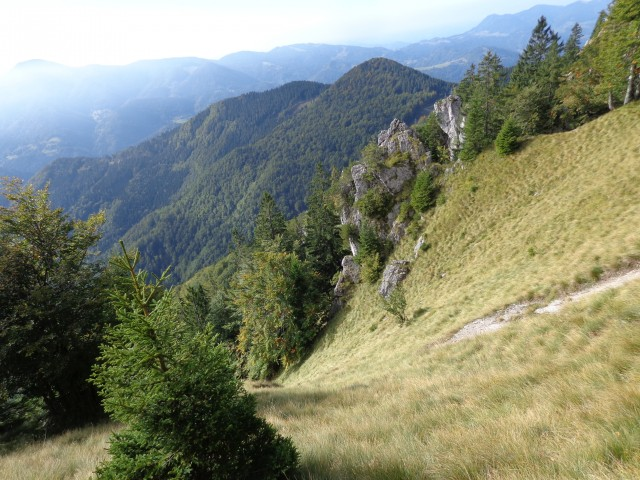 Ratitovec - grebenska, 22.09.2017 - foto
