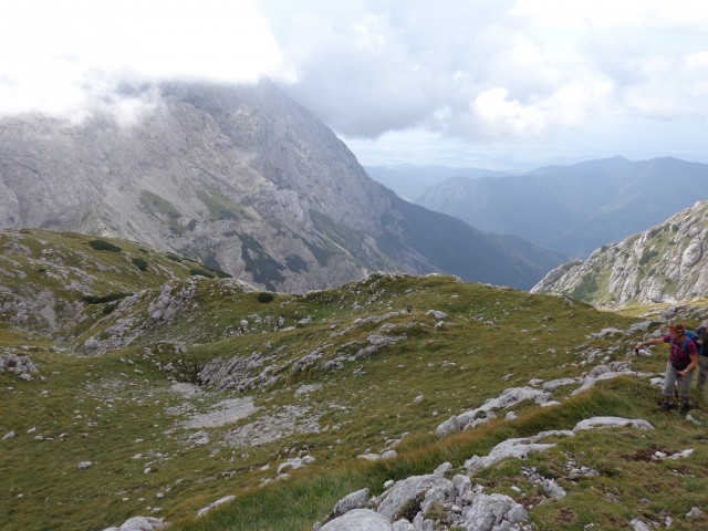 Kokrško sedlo, Dolge stene, 05.09.2018 - foto