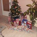 ...božično drevesce pri babici in dedku...