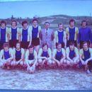 Članska ekipa l.1974  Tekma Jurovski dol:Drava