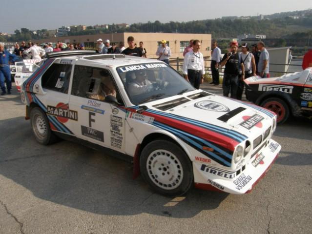 Rally Legend San Marino 2008 - foto