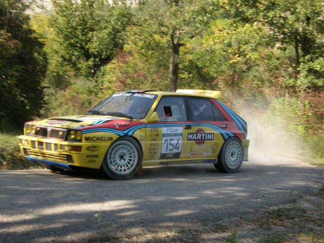 Rally Legend San Marino 2008 - foto povečava