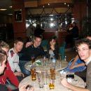 fantje in dekleti so začeli s pivom, mi smo jim pa kajhitro priskočili na pomoč! ;)
