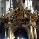 šenkat oltar kjer so se odvijale molitve in ozdravitve