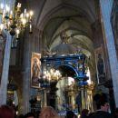notranjost cerkvene kapele v gradu