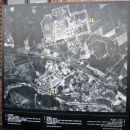 Zračni posnetek delavnega taborišča Birkenau