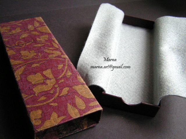 Škatlica za ogrlico