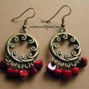 Uhani - nakit (earrings - jewelry)
