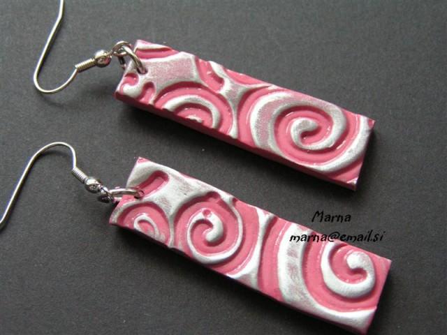 Uhani - nakit (earrings - jewelry) - foto