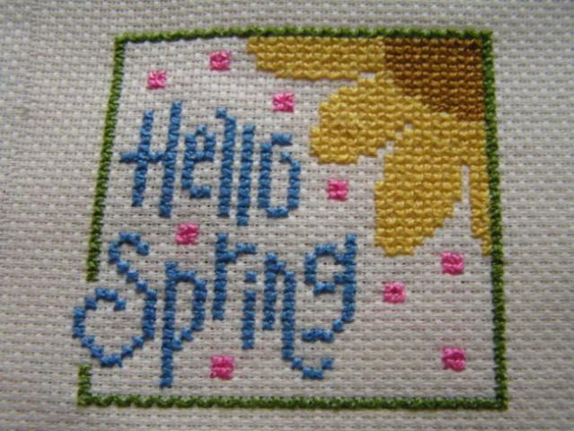 Hello Spring (Emma&Henk)