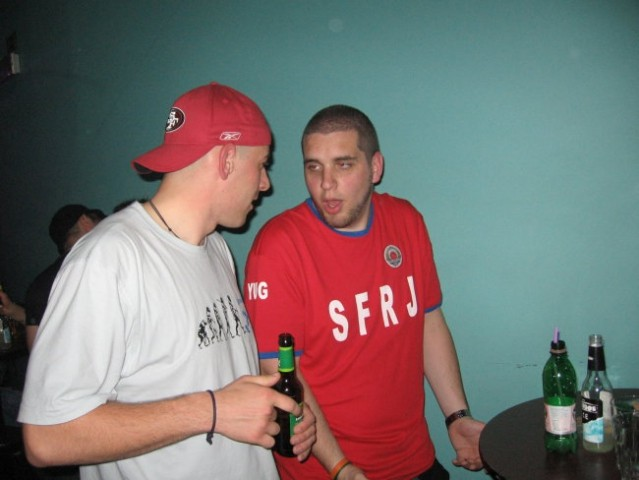 Fabo&Soldier - B-day - foto